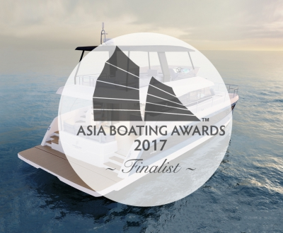 MY 44 ASIA BOAT AWARDS FORMAT CARRE