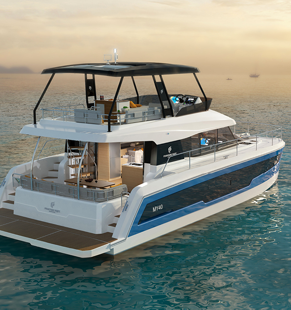 motor yachts my 40 fountaine pajot