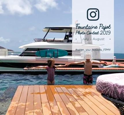 Challenge Photo 2019 Motor Yacht & Power Catamaran Fountaine Pajot